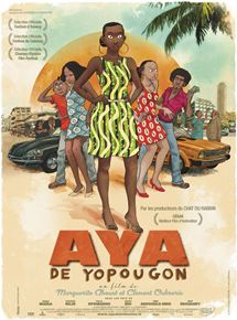 Aya de Yopougon streaming