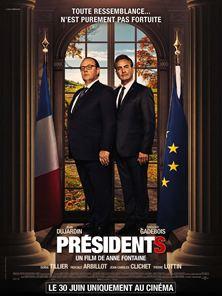 Présidents Teaser VF