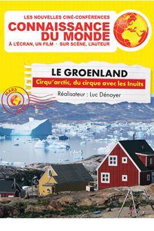 Groenland - Cirqu'artic, du cirque avec les Inuits