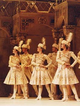 Concerto / Variations Enigma / Raymonda Acte III (Royal Opera House)
