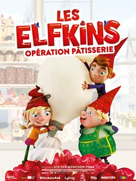 Les Elfkins : Opération pâtisserie