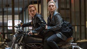 Black Widow, Zendaya dans Malcolm & Marie, Space Jam 2... Les photos ciné de la semaine !