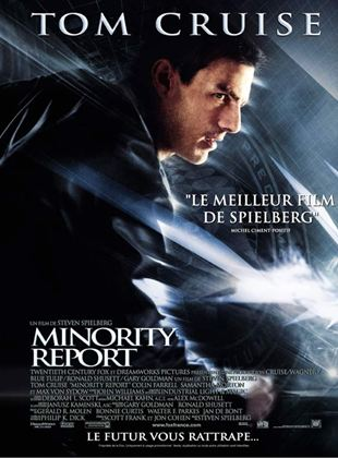 Bande-annonce Minority Report