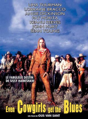 Bande-annonce Even Cowgirls Get the Blues