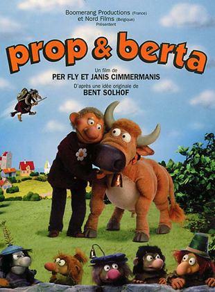 Bande-annonce Prop og Berta