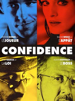 Bande-annonce Confidence