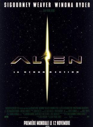 Bande-annonce Alien, la résurrection
