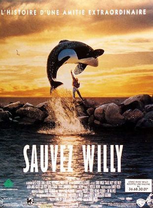 Bande-annonce Sauvez Willy