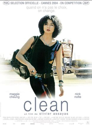Bande-annonce Clean
