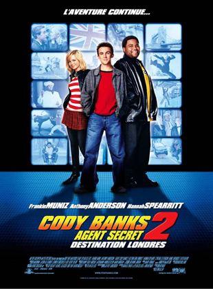 Bande-annonce Cody Banks agent secret 2 destination Londres