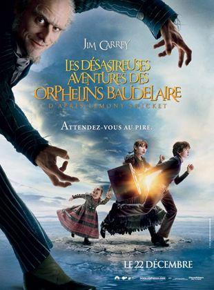 Bande-annonce Les Désastreuses aventures des orphelins Baudelaire