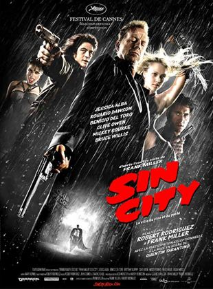 Bande-annonce Sin City