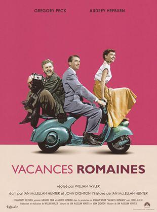 Bande-annonce Vacances romaines
