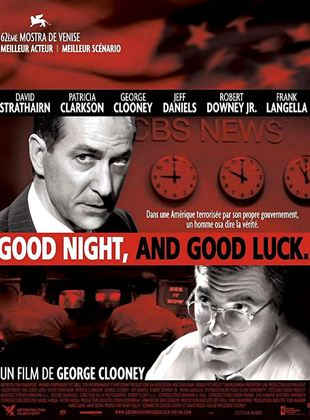 Bande-annonce Good Night, and Good Luck.