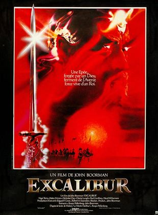 Bande-annonce Excalibur