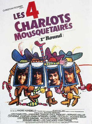 Bande-annonce Les Quatre Charlots mousquetaires