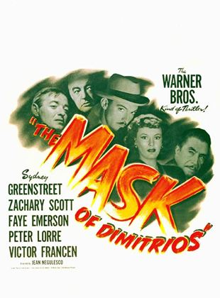 Le Masque de Dimitrios