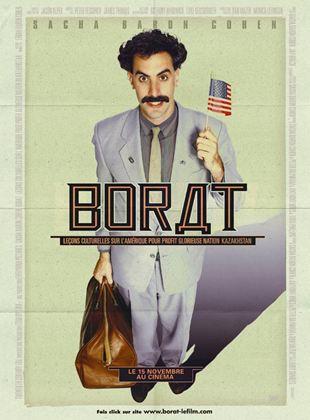 Bande-annonce Borat, le?ons culturelles sur l'Amérique au profit glorieuse nation Kazakhstan