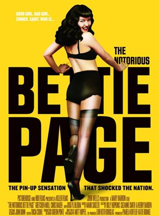 The Notorious Bettie Page streaming