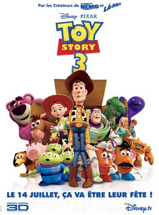 Bande-annonce Toy Story 3