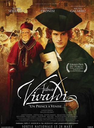 Bande-annonce Antonio Vivaldi, un prince à Venise