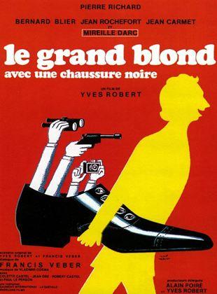 Bande-annonce Le Grand Blond avec une chaussure noire