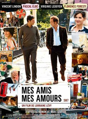 Bande-annonce Mes amis, mes amours