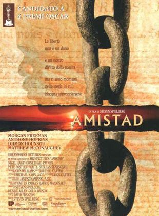Bande-annonce Amistad