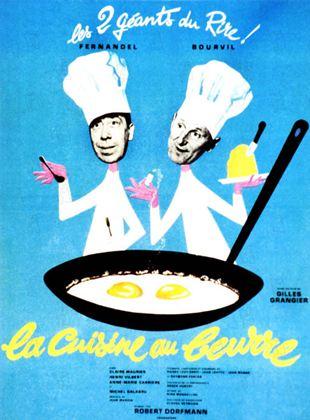 Bande-annonce La Cuisine au beurre