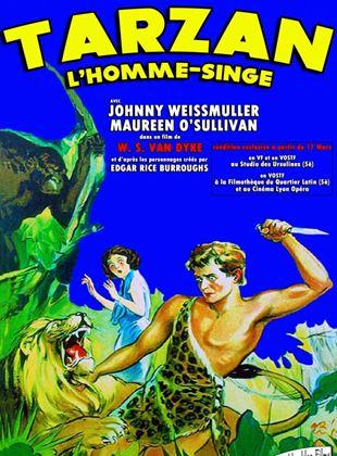 Bande-annonce Tarzan, l'homme singe