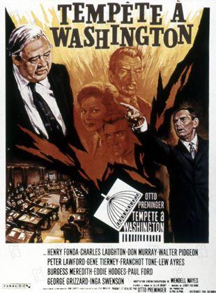 Bande-annonce Tempête à Washington