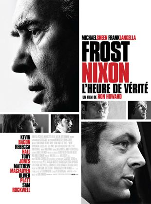 Frost / Nixon, l'heure de vérité