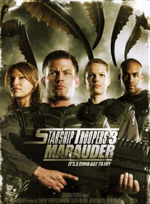 Bande-annonce Starship Troopers 3
