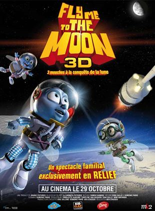 Bande-annonce Fly Me to the Moon