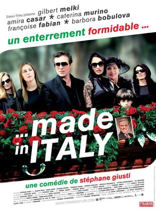 Bande-annonce Made in Italy