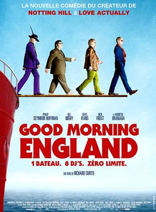 Bande-annonce Good Morning England