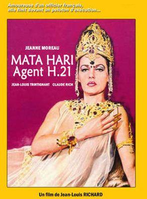 Mata-Hari, Agent H21