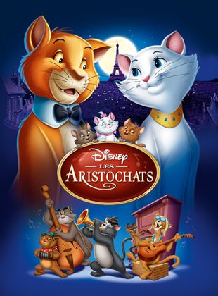 Bande-annonce Les Aristochats