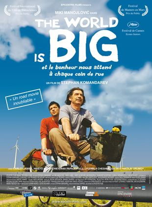 Bande-annonce The World is big