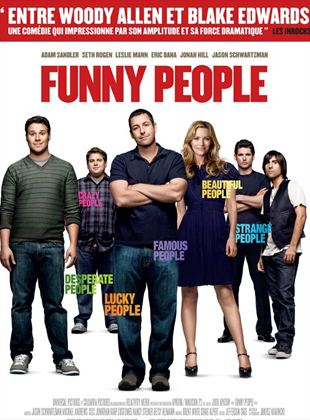 Bande-annonce Funny People