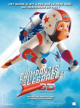 Bande-annonce Les Chimpanzés de l'espace 2