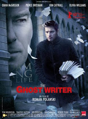 Bande-annonce The Ghost Writer