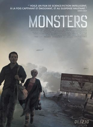 Bande-annonce Monsters