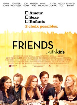 Bande-annonce Friends With Kids