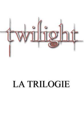 Trilogie Twilight