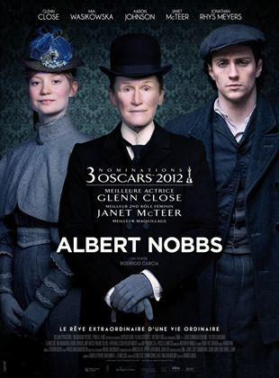 Bande-annonce Albert Nobbs