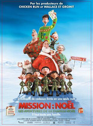 Mission : Noël Les aventures de la famille Noël streaming