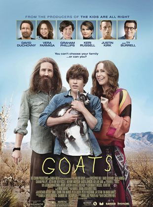 Bande-annonce Goats