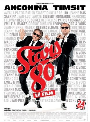 Bande-annonce Stars 80