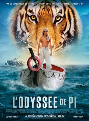 Bande-annonce L'Odyssée de Pi